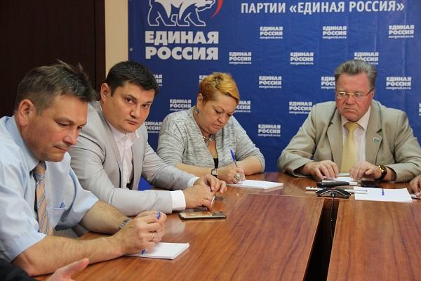 В Великом Новгороде благоустроят два новых сквера